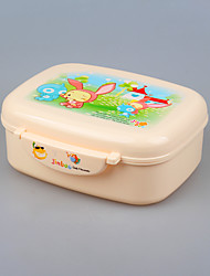 950ml Tiffin Lunch Box Bento Box for Food with Locked Lid