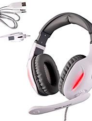 Sades SA-902C Casques (Bandeaux)ForLecteur multimédia/Tablette / OrdinateursWithAvec Microphone / DJ / Règlage de volume / Radio FM /