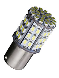 abordables -2x Ba15s 1,156 blanc brillant 64 cms rv de voiture sauvegarde de frein de queue inverse ampoules LED 12v