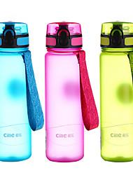 Недорогие -Бутылка для воды Один экземляр за PP на открытом воздухе Путешествия