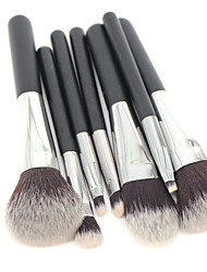 Professional Makeup Brush Set 7pcs High Quality Mini Travel Makeup Tools Kit