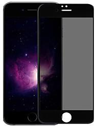 película protectora de pantalla completa 3D contra pío del teléfono para el iphone ZxD 7 borde suave película del protector de pantalla