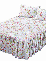 Betterhome Bedspread Bed Skirt Mattress Dust Protection Cover Bedding Set