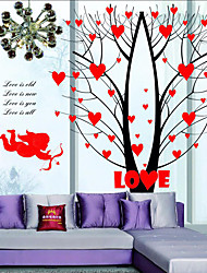 cheap -Still Life Wall Stickers Plane Wall Stickers Decorative Wall Stickers Wedding Stickers, Vinyl Home Decoration Wall Decal Wall