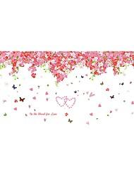 Pejzaž Romantika Cvjetnih Zid Naljepnice Zidne naljepnice Dekorativne zidne naljepnice Visina Naljepnice Početna Dekoracija Zid preslikača