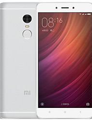 baratos -Xiaomi Redmi Note 4 Global Version 5.5 polegada polegada Celular 4G (3GB + 32GB 13 mp Qualcomm Snapdragon 625 4100 mAh mAh) / 1920*1080 / Sim / oito-núcleo / FDD (B1 2100MHz) / FDD (B3 1800MHz)