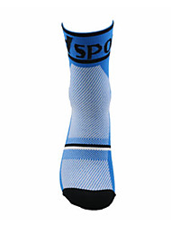 cheap -Sport Socks / Athletic Socks Bike/Cycling Socks Unisex Cycling / Bike Breathable Sweat-wicking Winter Spring Summer Fall/Autumn Floral /