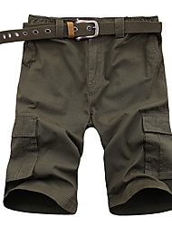 Per uomo Maglia da escursione Indossabile Traspirante Pantaloncini /Cosciali Pantaloni per Campeggio e hiking M L XL XXL