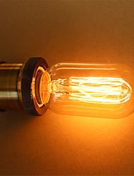 t45 40w e27 Les ampoules edison millésime ampoules à incandescence (AC220-240V)