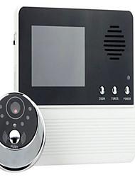 economico -30 120 CMOS campanello sistema Senza fili Multifamiliare campanello video