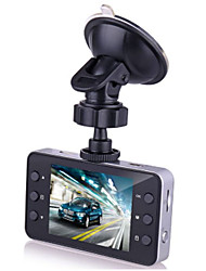 1080P HD 2.7 Inch 140 Degree Wide Angle 12.0MP Car DVR Camera