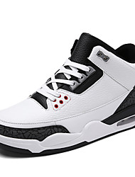 cheap -Basketball Shoes Men's Fashion Sports Shoes Plus Size EU39-47 Microfiber Sneakers Running
