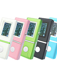 IQQ l9c 8gb lettore mini mp3 recorder simpatico movimento ebook colorato