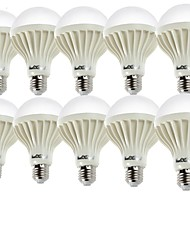 2W E26/E27 LED Globe Bulbs A60(A19) 9 leds SMD 5630 Decorative Warm White Cold White 140-180lm 3000/6000K AC 220-240V