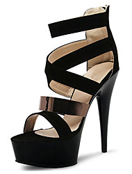 cheap -Women's Heels grace Heels / Platform / 15cm Sandals / Customized Wedding / Party & Evening / Casual Stiletto Heel