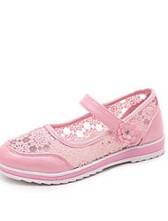 Girl's Sandals Summer Sandals / Round Toe  Casual Flat Heel  Blue / Pink