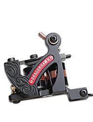 New Design Lining Tattoo Machine Cast Iron Frame 8 Wraps Liner Tattoo Machine Tattoo Supplies