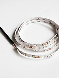cheap -Z®ZDM 100cm 2W 60x3528SMD White Light LED Strip Lamp for Car (DC 12V)