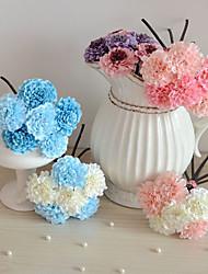 povoljno -1 Podružnica Polyester Plastika Tratinčice Cvjeće za stol Umjetna Cvijeće