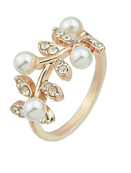 cheap -Women's Statement Ring - Alloy Fashion, Statement 7 / 8 / One Size Silver / Gold / Pink For Party / Daily / Multi-stone