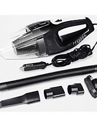 Недорогие -портативный автомобильный пылесос 120W 5м 12v портативных мини-супер всасывания влажной и сухой двойной очиститель использование