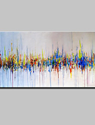 cheap -Large Size Hand-Painted Modern Abstract Oil Paintings On Canvas For Home Decoration With Stretched Frame Ready To Hang