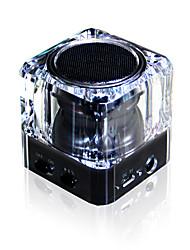 Wireless Bluetooth-Lautsprecher 2.1 CH Transportabel Outdoor Wasserdicht Mini Speicherkarte unterstützt