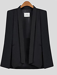 cheap -Women's Casual/Daily Casual Fall Cloak/Capes