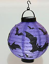 Хэллоуин украшения партийные поставки освещение висит бумажный фонарь