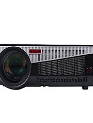 cheap -HTP® HD Home Theater Projector 3000Lumens 720P (1280x720) LCD Android 4.2 WIFI LED-86+