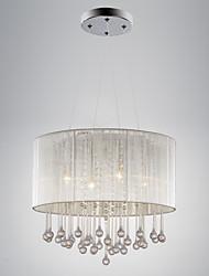 Moderne/Contemporain Batterie Lampe suspendue Pour Salle de séjour Chambre à coucher Ampoule non incluse