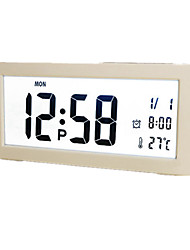 cheap -The New Large-Screen Alarm Snooze Automatic Luminous Electronic Clock