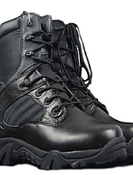 cheap -Military Combat Boots Outdoor High-Top Shoes Men`s Commando Breathable Boots