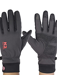 cheap -KORAMAN Sports Gloves Touch Gloves Keep Warm Waterproof Windproof Fleece Lining Breathable Wearproof Snowproof Anti-skidding Sunscreen