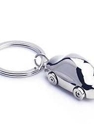 Alloy Car Metal Key Ring Creative Car Small Pendant