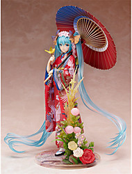 Vocaloid PVC 22cm Anime Action Figures Model Toys Doll Toy  1pc