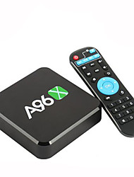 Недорогие -A96X TV Box + Air Mouse Android-5.1 TV Box + Air Mouse 1GB RAM 8Гб ROM Quad Core