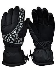 cheap -Ski Gloves Women's Full-finger Gloves Keep Warm Ski / Snowboard Winter