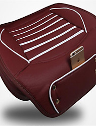 cheap -Car Seat Cushions Seat Cushions Black Beige Red Functional for universal