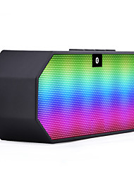 cheap -Creative Wireless Bluetooth Speakers Dazzle Colour Mini Led Luminous Gift Of Bluetooth Stereo Speakers