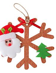 Недорогие -Рождественский декор / Новогодние подарки / Товары для Рождественской вечеринки Оригинальные текстильный Подарок 1 pcs
