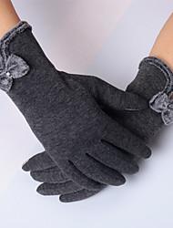 Aktivitets- / Sportshandsker Touch Handsker Hold Varm Høj Elasticitet Beskyttende Begrænser bakterier Fuld Finger Spandex Syntetisk
