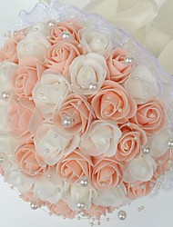 "cheap -Wedding Flowers Bouquets Wedding Party / Evening Foam 9.84""(Approx.25cm)"