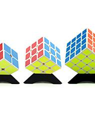 Rubik's Cube YongJun 4*4*4 3*3*3 2*2 Cubo Macio de Velocidade Cubos Mágicos Nível Profissional Velocidade Quadrada Ano Novo Dia da Criança