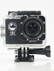 F65B Caméra d'action / Caméra sport Caméra vidéo WiFi Imperméable 4K 30ips H.264 Anglais Prise Simple Mode Rafale Retardateur Universel