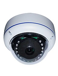 Strongshine® Dome Camera IR Array LED H.264 Dome Prime Surveillance Camera for Home Safety