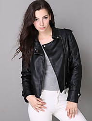 cheap -Women's Leather Jacket