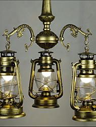 cheap -Pendant Light Downlight - LED, Traditional / Classic, 110-120V 220-240V Bulb Included