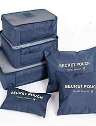 Men PVC Casual Carry-on Bag Orange Blue Light Blue
