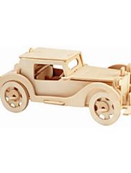 Puzzles en bois Voitures de jouet Jouets Automatique Niveau professionnel Garçon Fille 1 Pièces